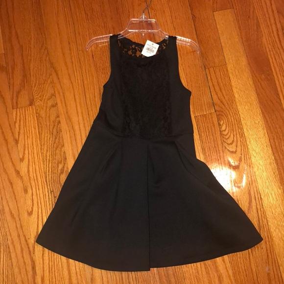 Abercrombie Kids Dresses Black Toddler Dress Poshmark